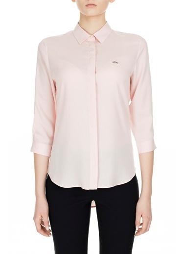 Lacoste Kadın  Gömlek CF0812.12E Pembe